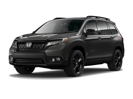 2020 Honda Passport Elite SUV