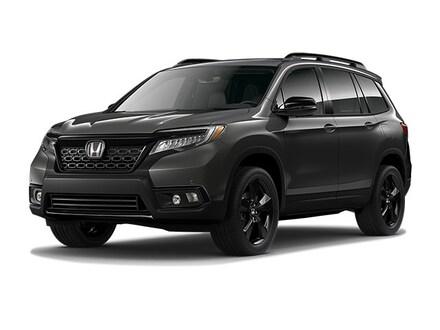 New Toyota Special 2020 Honda Passport Elite SUV available in Sandy, UT