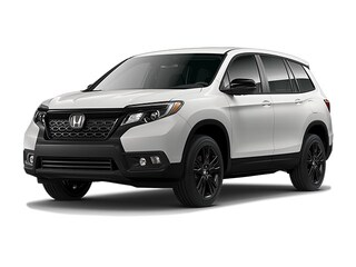 New 2020 Honda Passport Sport FWD SUV 5FNYF7H27LB000289 0H201620 for sale in Houston, TX