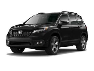 New 2020 Honda Passport Touring AWD SUV for sale near you in Burlington MA