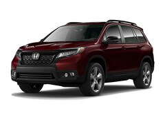 New 2020 Honda Passport Touring AWD SUV For Sale in Great Falls, MT