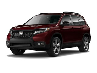 New 2020 Honda Passport Touring AWD SUV Medford, OR