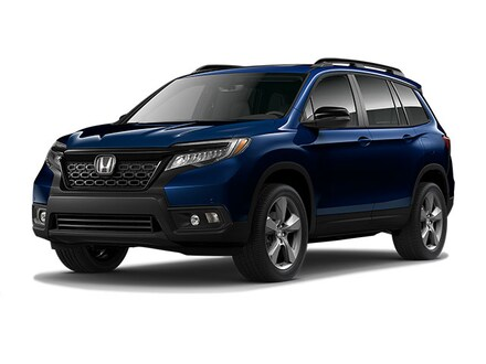 2020 Honda Passport Touring AWD SUV 35872