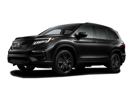 2020 Honda Pilot Black Edition AWD SUV