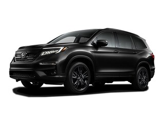 New 2020 Honda Pilot Black Edition AWD SUV for sale near you in Bloomfield Hills, MI