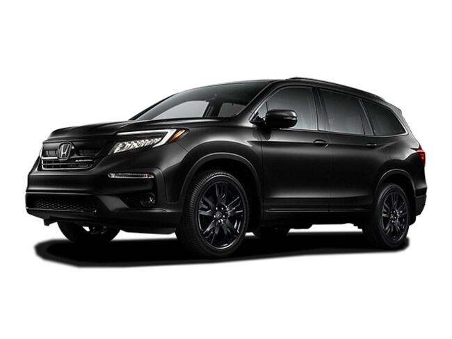 new 2020 Honda Pilot Black Edition AWD SUV For Sale/lease Medina, OH