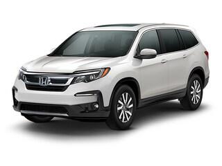2020 Honda Pilot EX-L w/Navi & RES FWD SUV