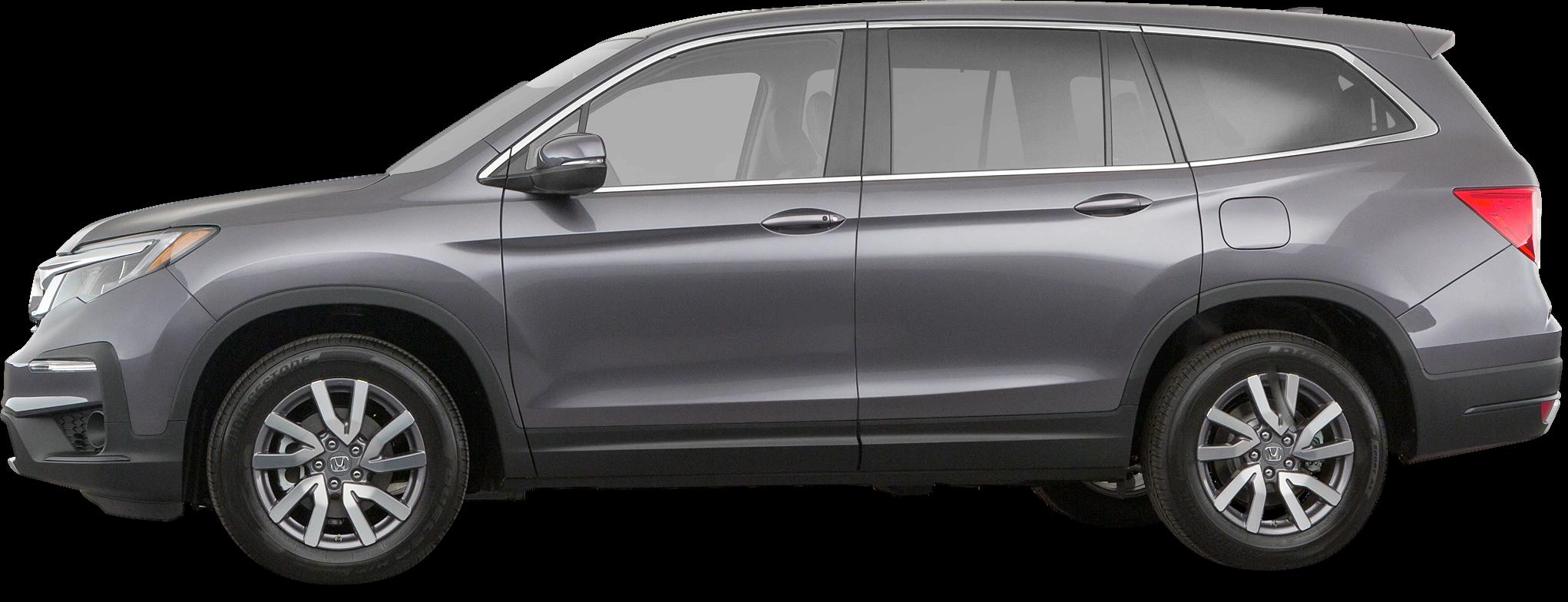 2020 Honda Pilot SUV EX-L w/Navi & RES AWD