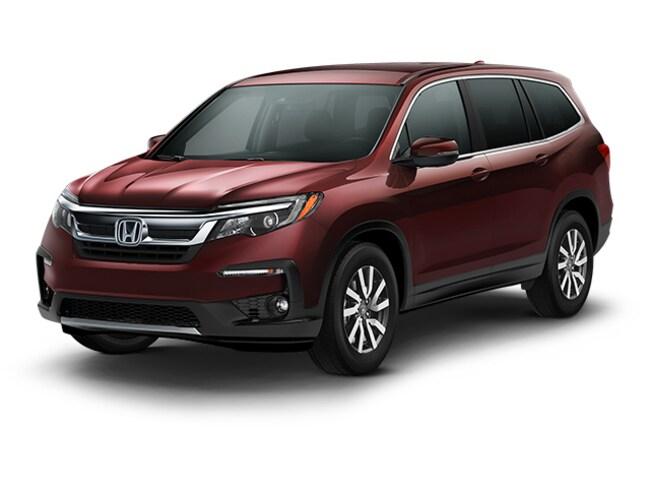 New 2020 Honda Pilot EX FWD SUV for sale in Houston