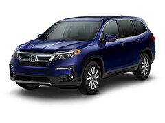 New 2020 Honda Pilot EX FWD SUV 20059 for Sale in Springfield, IL, at Honda of Illinois