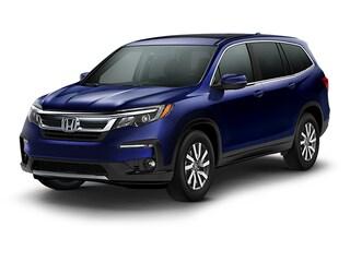 New 2020 Honda Pilot EX FWD SUV 5FNYF5H37LB020569 for sale in Chicago, IL