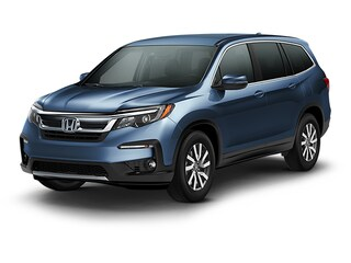 New 2020 Honda Pilot EX FWD SUV 5FNYF5H3XLB021554 for Sale in St. Louis