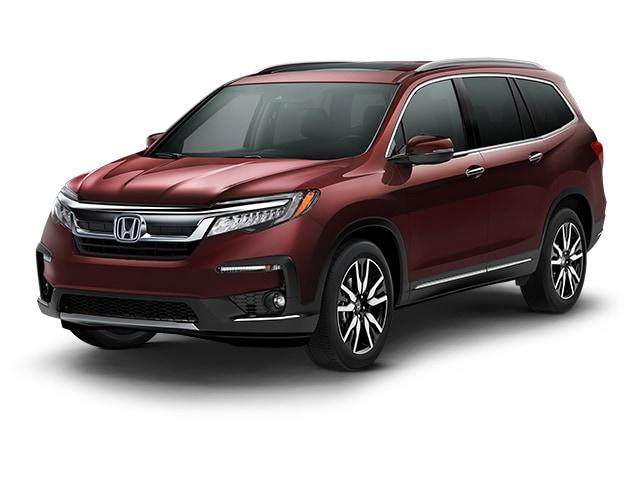2020 Honda Pilot Touring 7-Passenger SUV