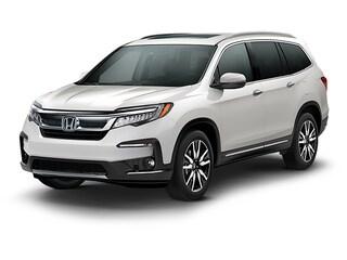 New 2020 Honda Pilot Touring 8 Passenger FWD SUV for sale near San Antonio, TX