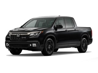 2020 Honda Ridgeline Black Edition Short Bed