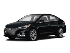 New 2020 Hyundai Accent Limited Sedan Utica, NY