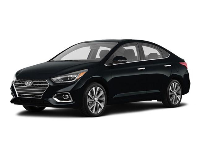 New 2020 Hyundai Accent Limited Sedan Waipahu, Hawaii