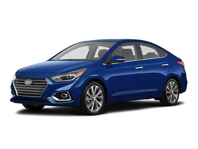New 2020 Hyundai Accent Limited Sedan For Sale Near Orlando, FL