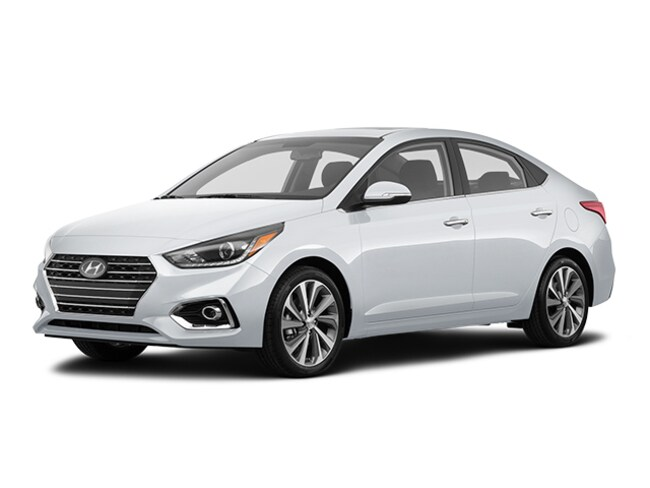 New 2020 Hyundai Accent Limited Sedan Waipahu, Hawaii