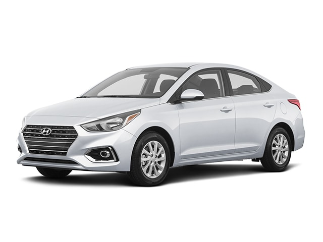 New 2020 Hyundai Accent SEL Sedan for sale near Irvine
