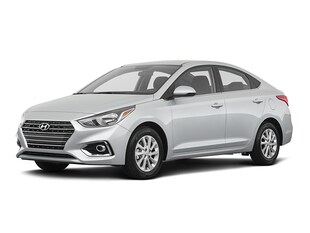 2020 Hyundai Accent SEL Sedan