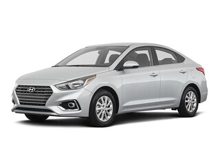 New 2020 Hyundai Accent SEL Sedan 3KPC24A63LE107119 for sale near you in Lynchburg, VA