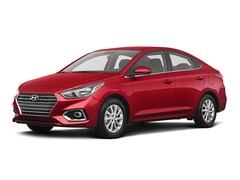 New 2020 Hyundai Accent SEL Sedan near Boston, MA