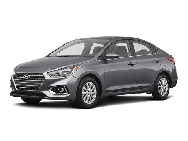 New 2020 Hyundai Accent SEL Sedan in Dublin, CA