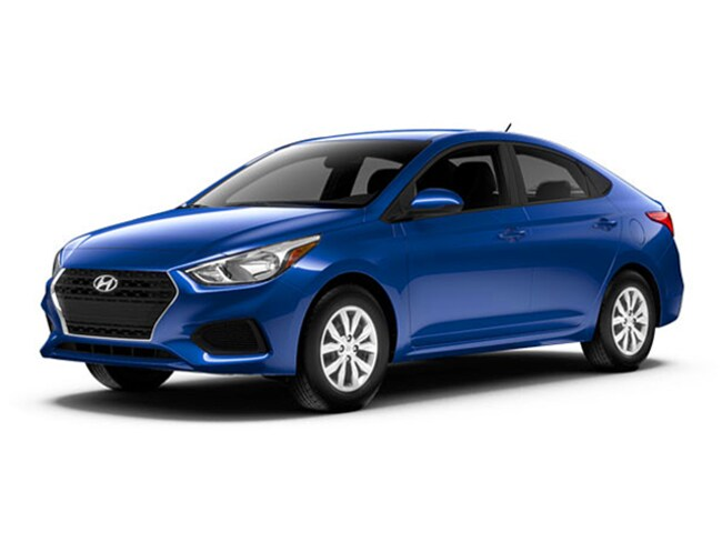 New 2020 Hyundai Accent SE Sedan For Sale Near Orlando, FL