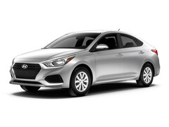 2020 Hyundai Accent SE Car