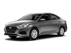 New 2020 Hyundai Accent SE Sedan near Boston, MA