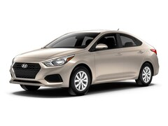 New 2020 Hyundai Accent Sedan in Somerset, KY