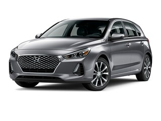 New 2020 Hyundai Elantra GT Base Hatchback KMHH35LE1LU132496 for Sale at D'Arcy Hyundai in Joliet, IL
