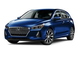 2020 Hyundai Elantra GT Base Hatchback KMHH35LE7LU137234