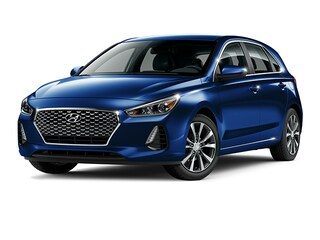 New 2020 Hyundai Elantra GT Base Hatchback KMHH35LE5LU124269 for Sale at D'Arcy Hyundai in Joliet, IL
