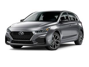 2020 Hyundai Elantra GT N Line Hatchback KMHH55LC0LU133292