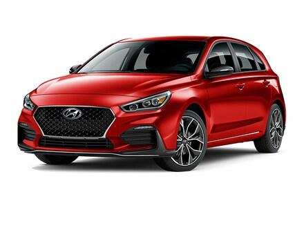 2020 Hyundai Elantra GT N Line Hatchback KMHH55LC1LU143457 HLU143457