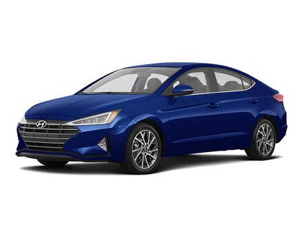 2020 Hyundai Elantra Limited Car