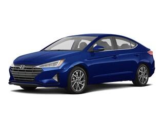 New 2020 Hyundai Elantra Limited Sedan in Richmond, VA