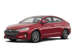 New 2020 Hyundai Elantra Limited Sedan 5NPD84LF8LH516647 St Paul, Minneapolis