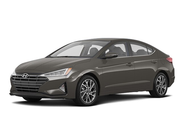 New 2020 Hyundai Elantra Limited w/SULEV Sedan in Dublin, CA