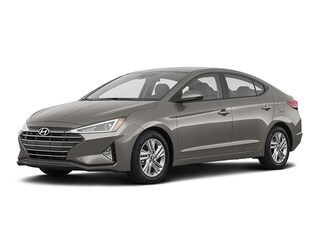 New 2020 Hyundai Elantra Sedan for sale in Greenville NC