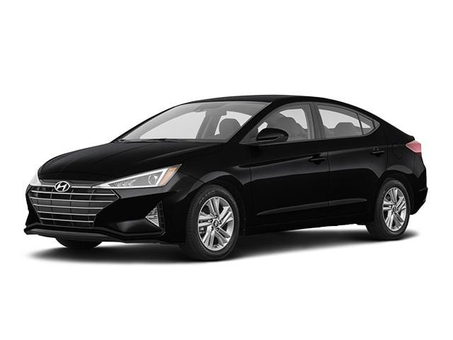 2020 Hyundai Elantra SEL w/SULEV Sedan