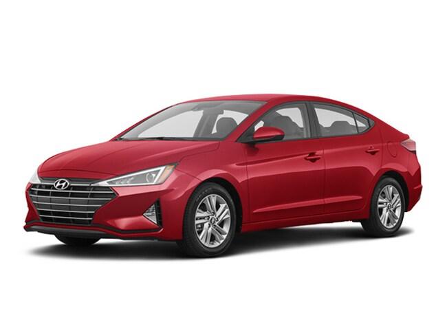 New 2020 Hyundai Elantra SEL w/SULEV Sedan in Dublin, CA