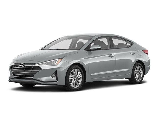 New 2020 Hyundai Elantra SEL SEL IVT SULEV For Sale/Lease Chico, CA
