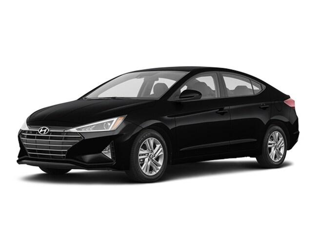 New 2020 Hyundai Elantra SEL Sedan KMHD84LF3LU954042 for sale near Fort Worth, TX at Hiley Hyundai