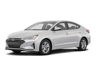 New 2020 Hyundai Elantra SEL Sedan in Ocala, FL