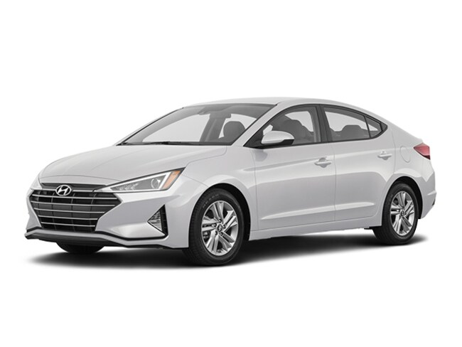 New 2020 Hyundai Elantra SEL Sedan in St. Louis, MO