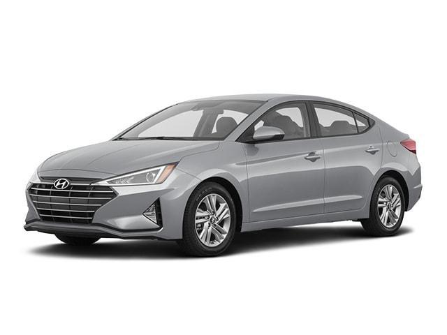 2020 Hyundai Elantra SEL SEL IVT