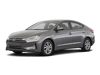 New 2020 Hyundai Elantra SE Sedan in Chicago
